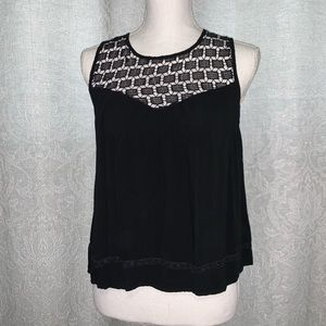💥5/$25💥Old Navy Lace Detailed Tank